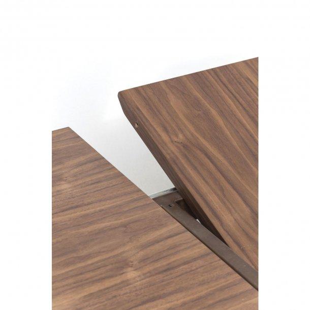 Kare Design Extension Spisebord Benvenuto Walnut 200(5
