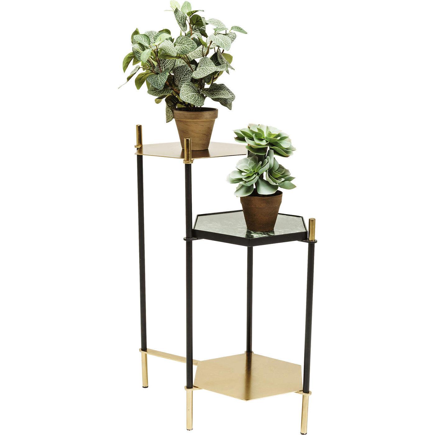 Billede af Kare Design Marmor Hjørnebord