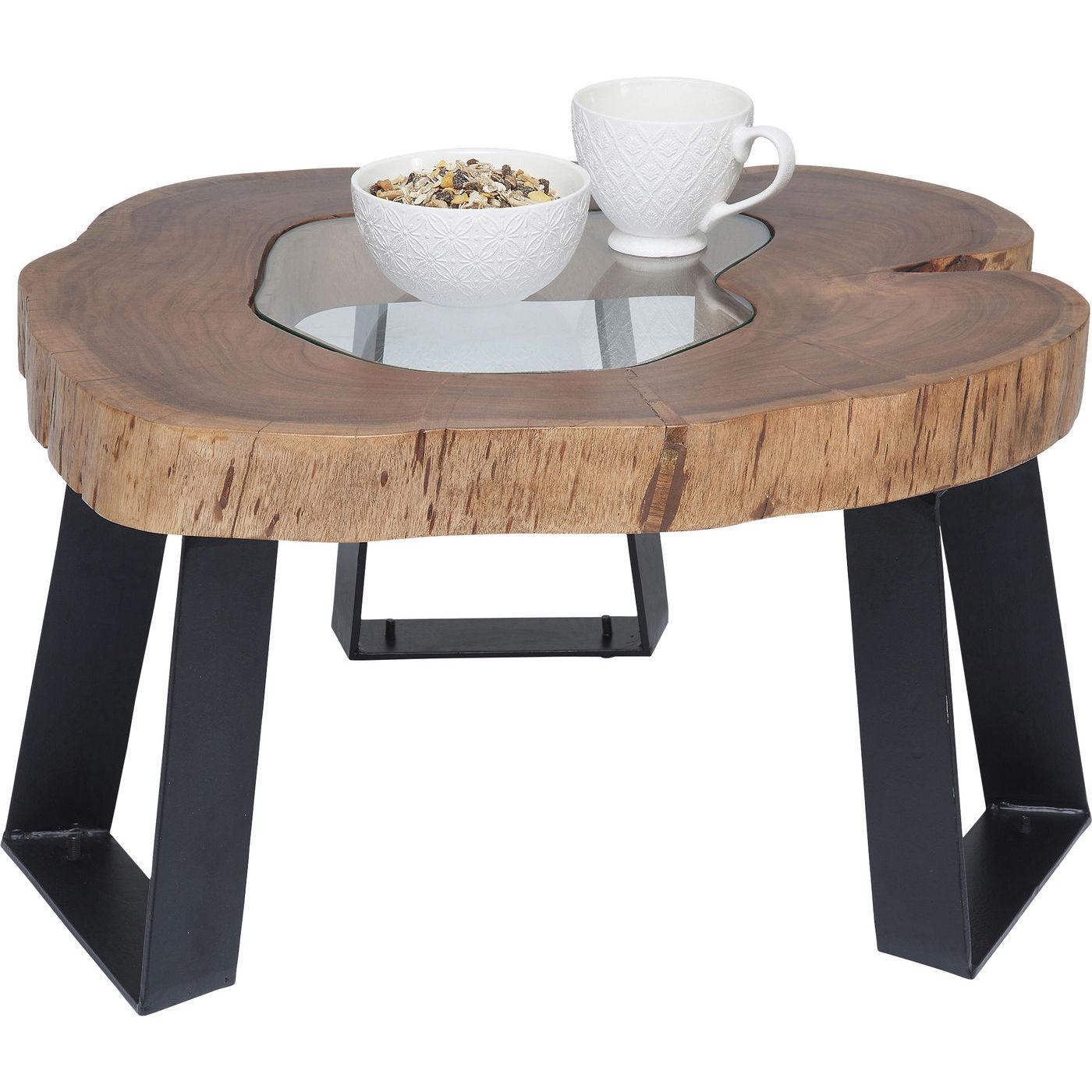 Billede af Kare Design Sofabord, Fundy 80x90cm
