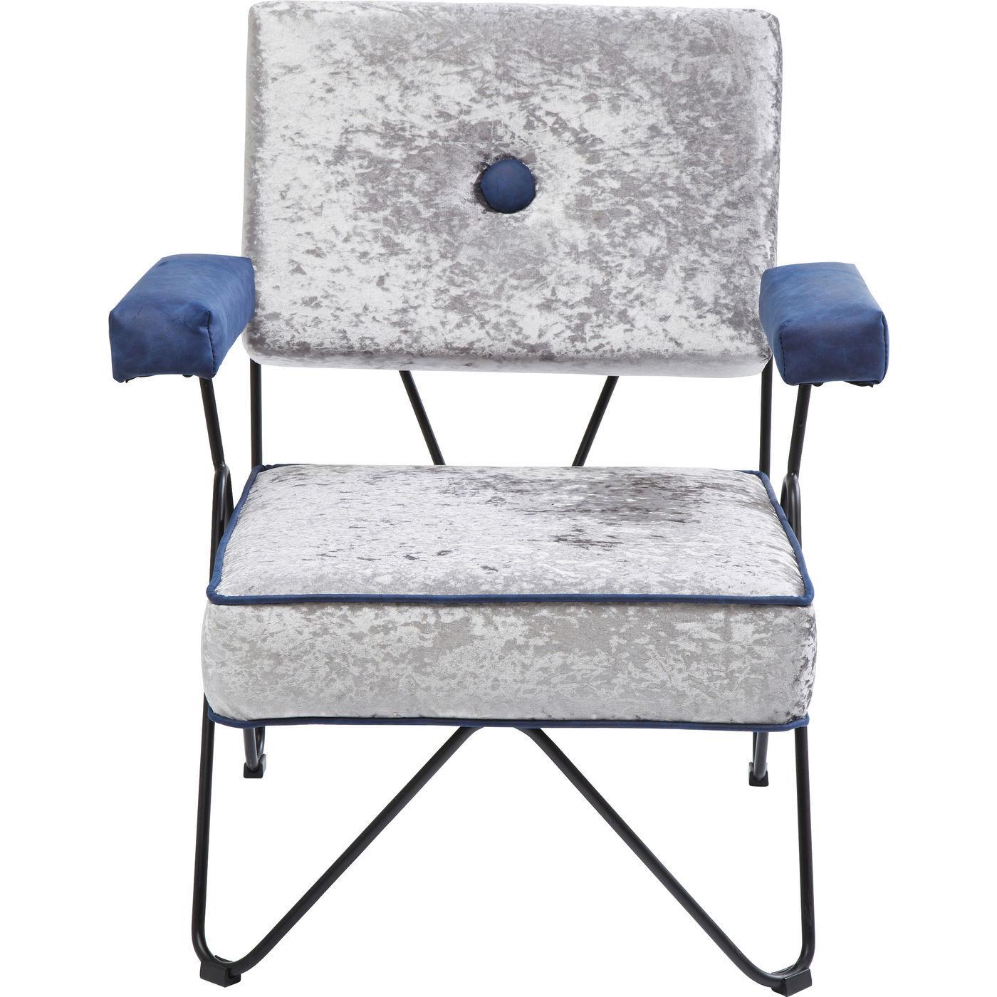 Billede af Kare Design Hvilestol m. Armlæn, Malmø Triangle Elements