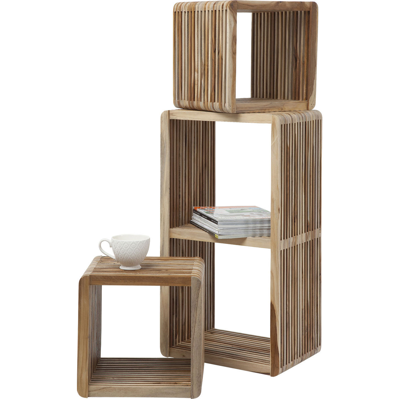 Image of   Kare Design Cube Micado Nature Reol