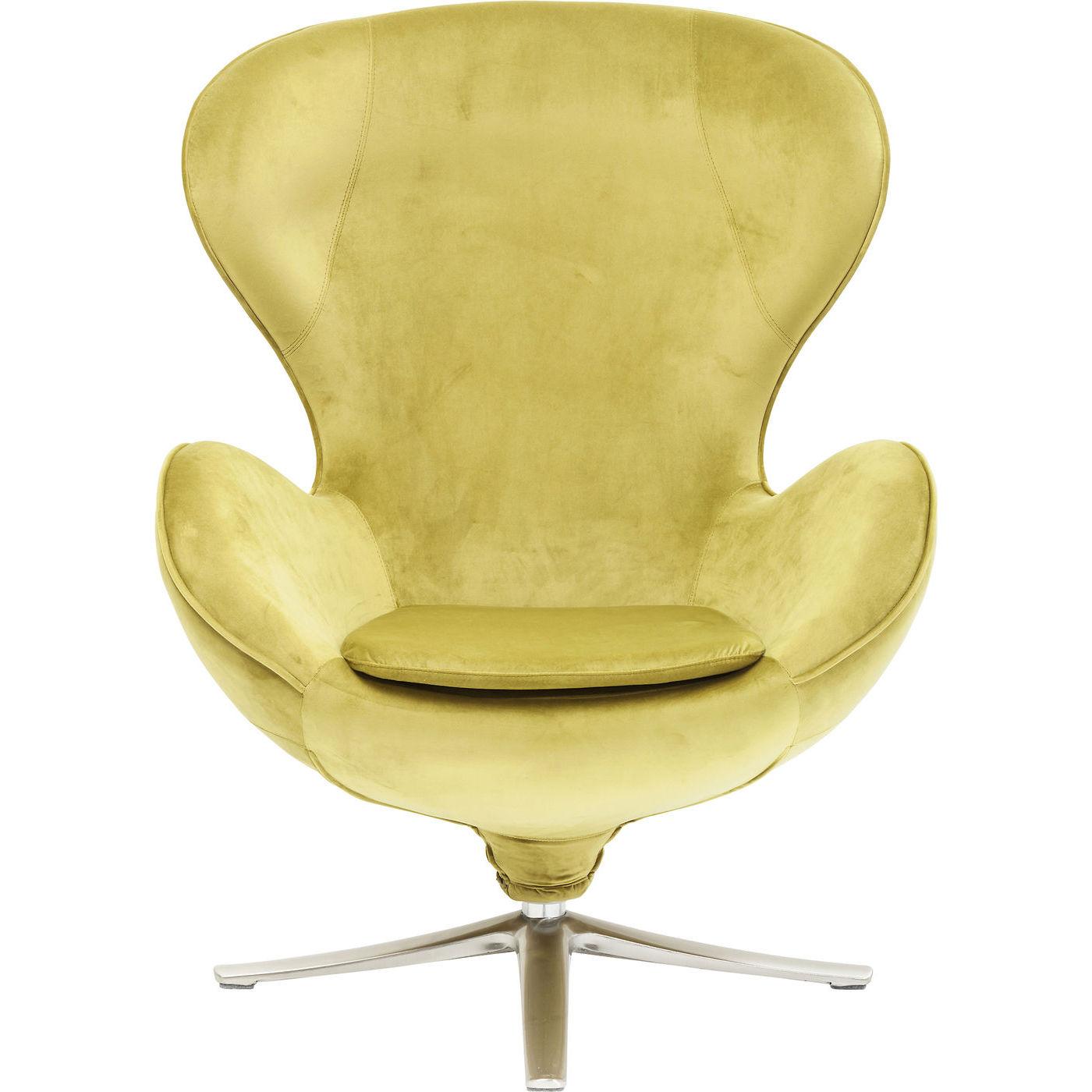 Billede af Kare Design Drejestol, Lounge Surprise Green