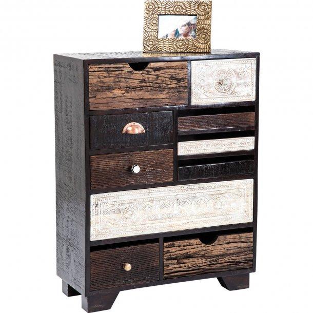 smuk kommode i mango tr fra tyske kare design. Black Bedroom Furniture Sets. Home Design Ideas