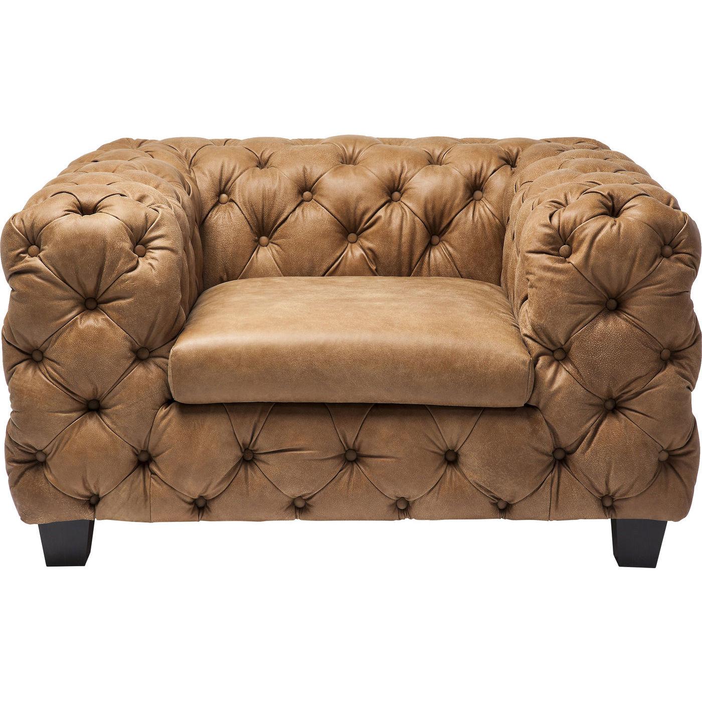 Billede af Kare Design Hvilestol m. Armlæn, My Desire 1-Seater Buffalo