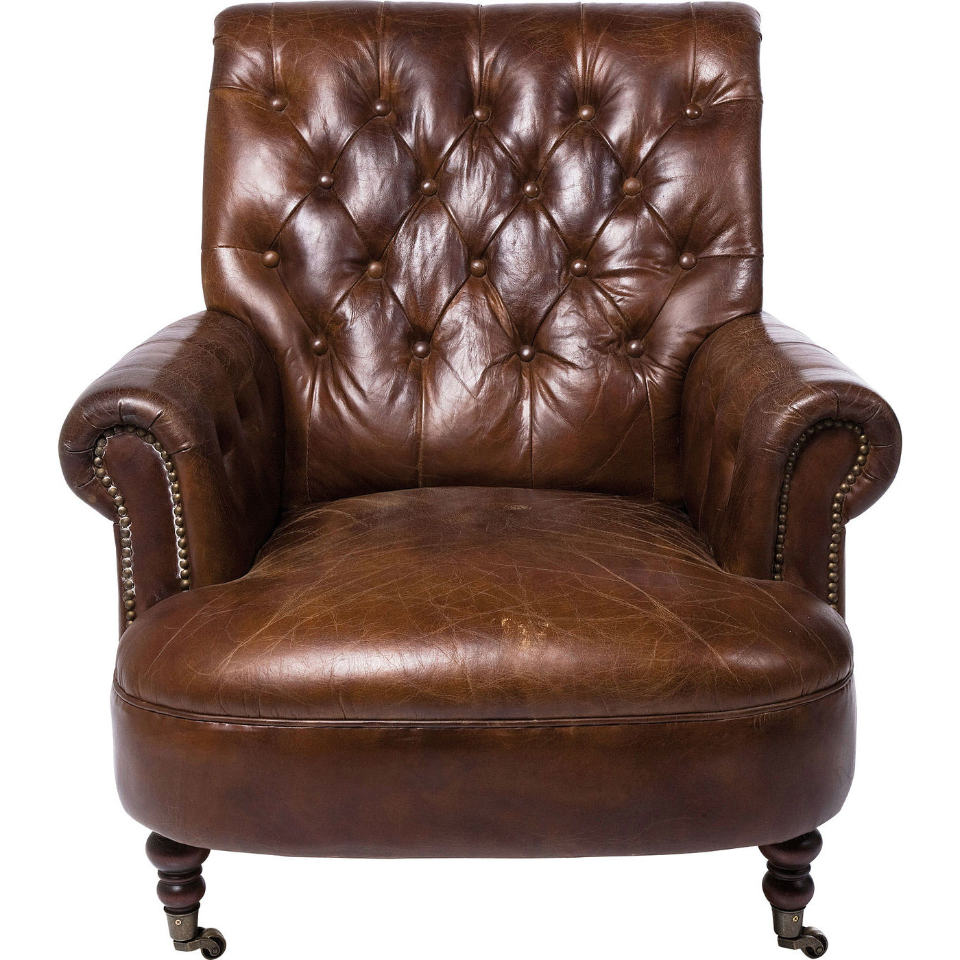 Billede af Kare Design Hvilestol m. Armlæn, Low Cigar Lounge