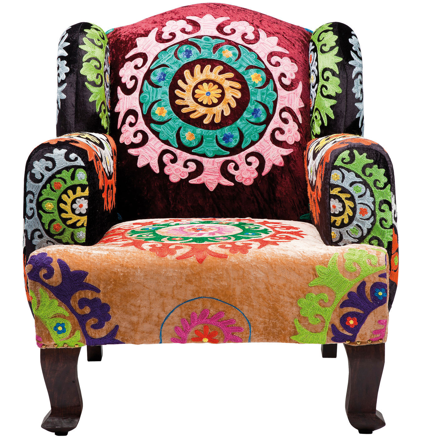 Billede af Kare Design Hvilestol m. Armlæn, Mandala