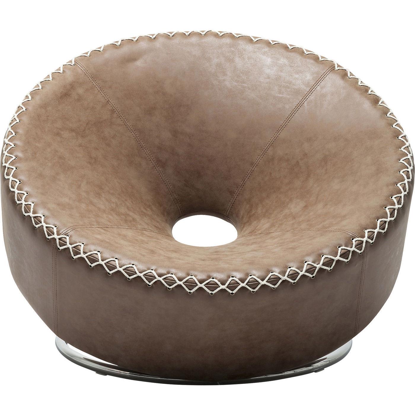 Billede af Kare Design Hvilestol, Donut Brown