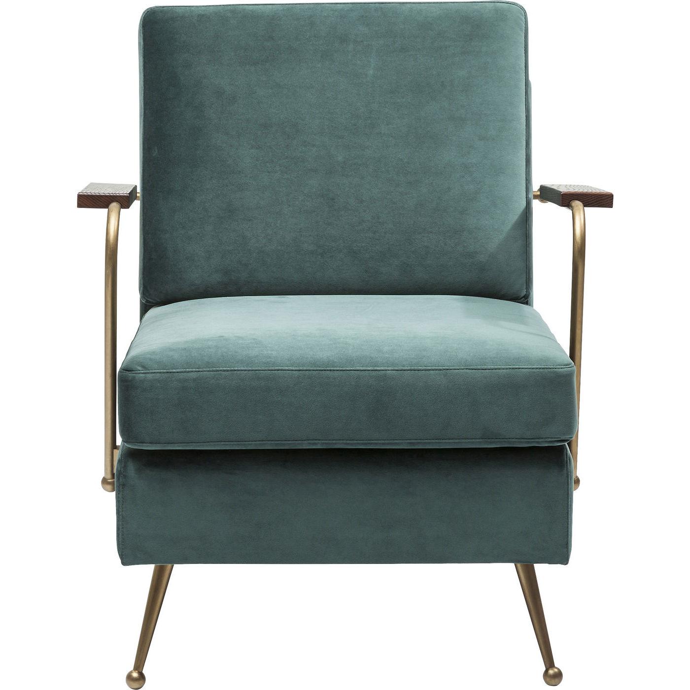 Billede af Kare Design Hvilestol m. Armlæn, Gamble