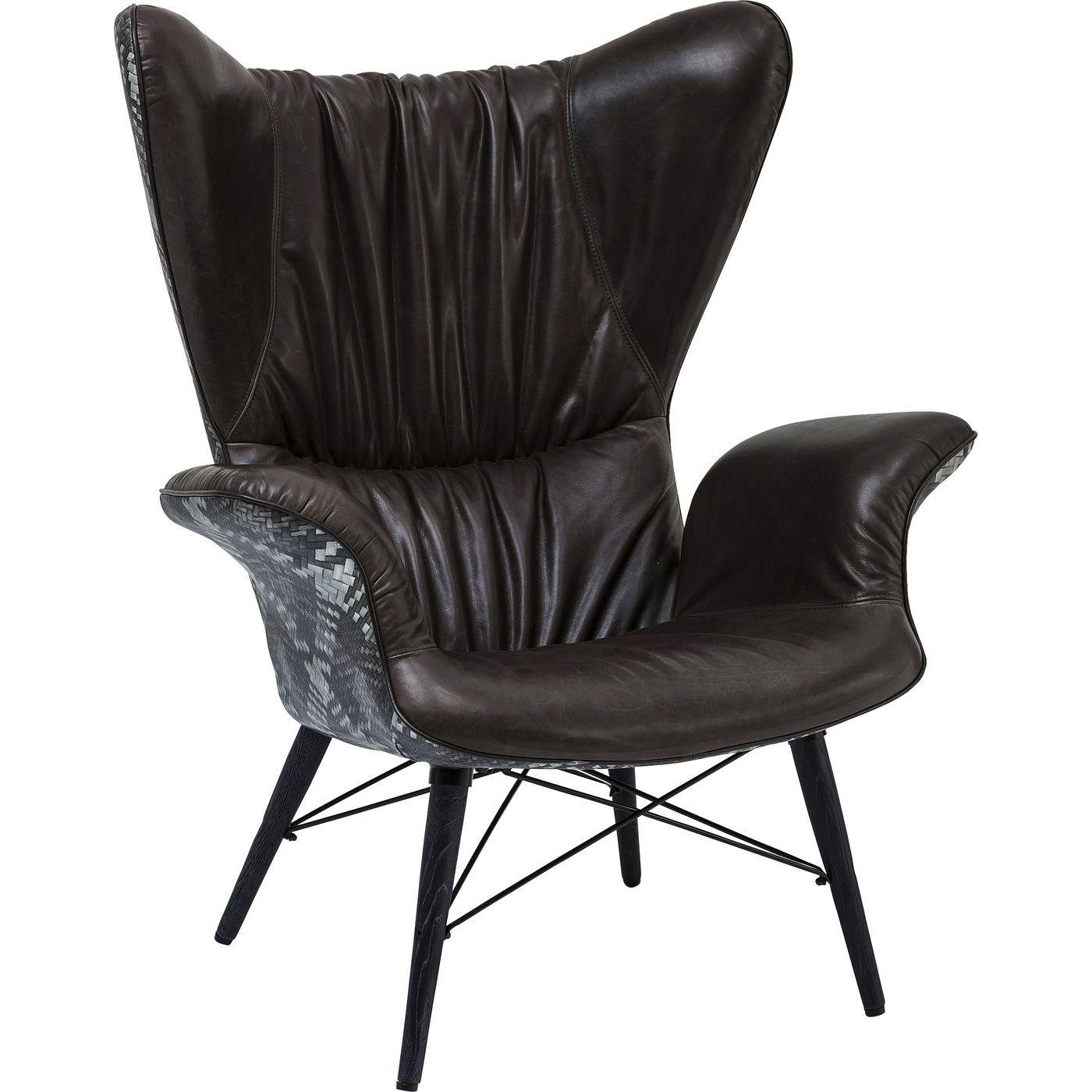 Billede af Kare Design Hvilestol m. Armlæn, Wall Street