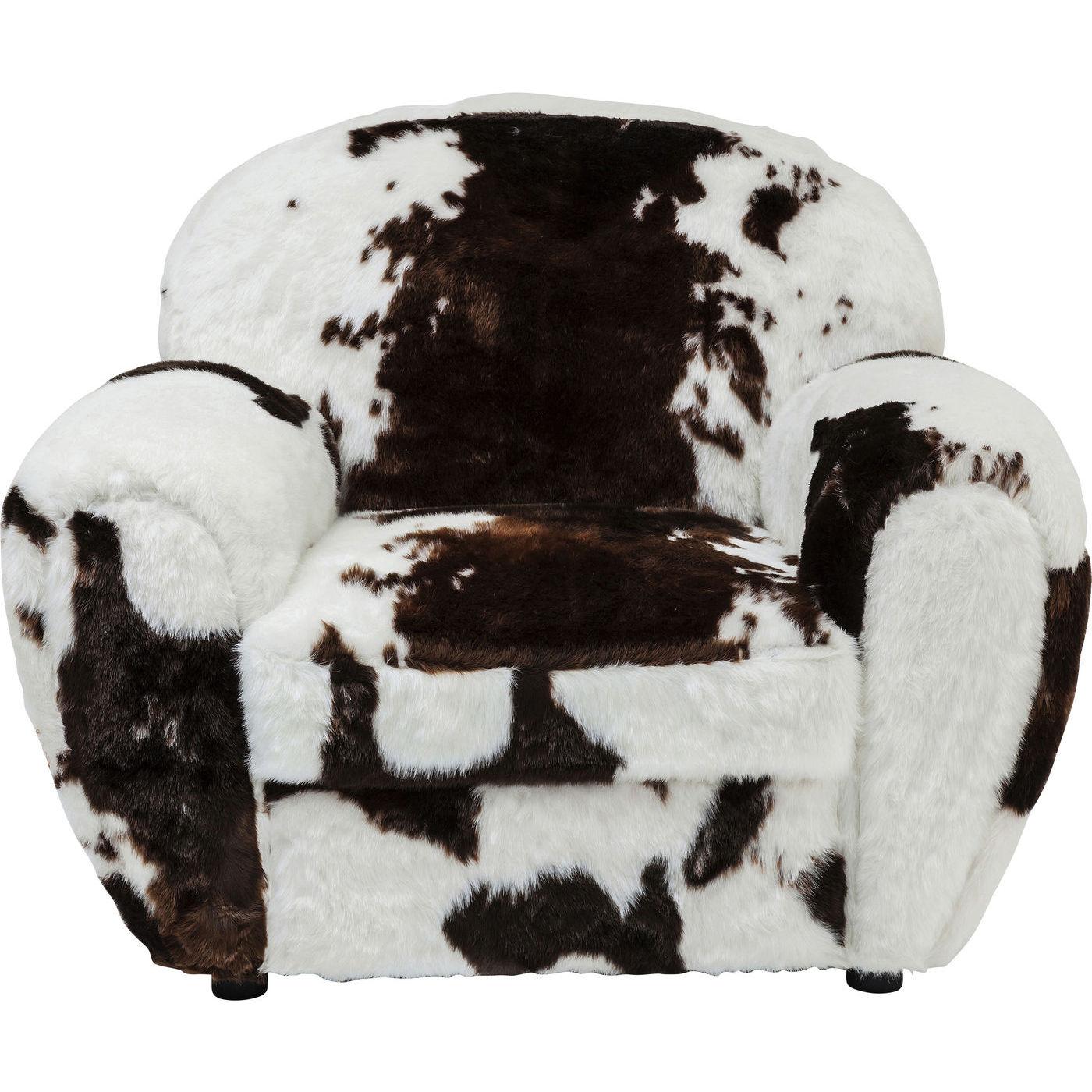 Billede af Kare Design Hvilestol m. Armlæn, Country Side Cow