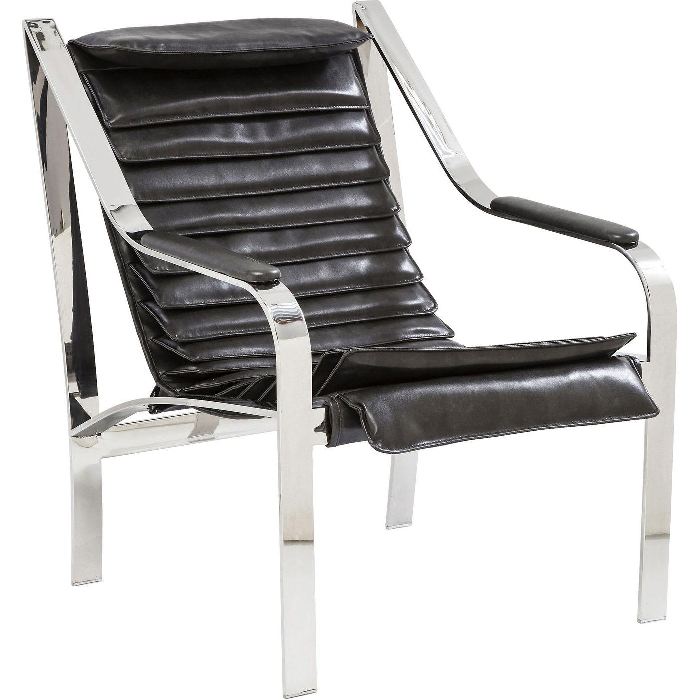 Billede af Kare Design Hvilestol m. Armlæn, Roller