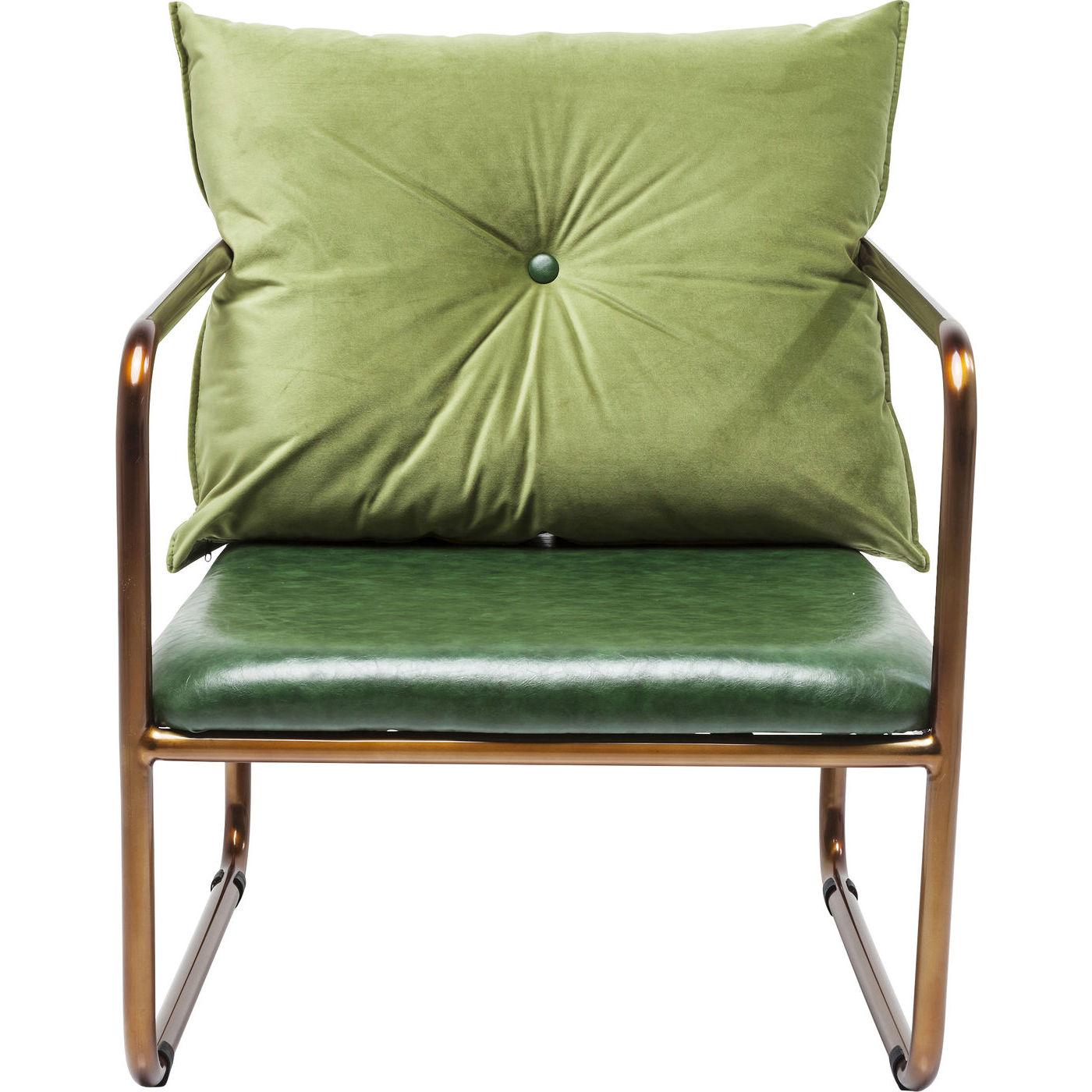 Billede af Kare Design Hvilestol m. Armlæn, Theo Green