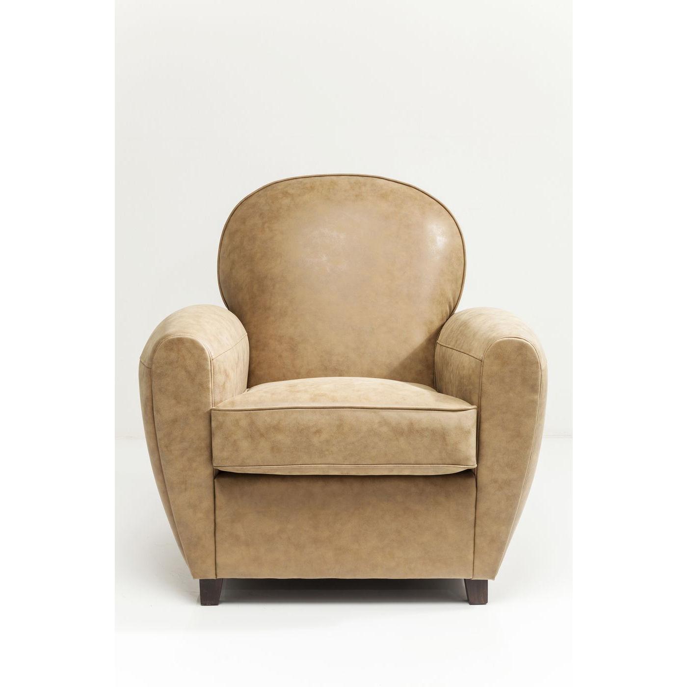 Billede af Kare Design Hvilestol m. Armlæn, Terra Round