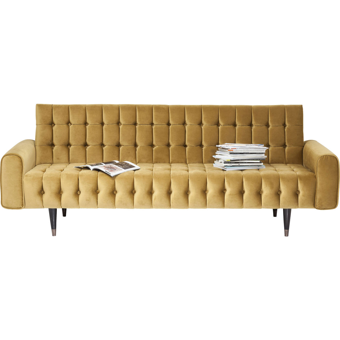 lkker retro milchbar honey 3 personers sofa fra kare. Black Bedroom Furniture Sets. Home Design Ideas