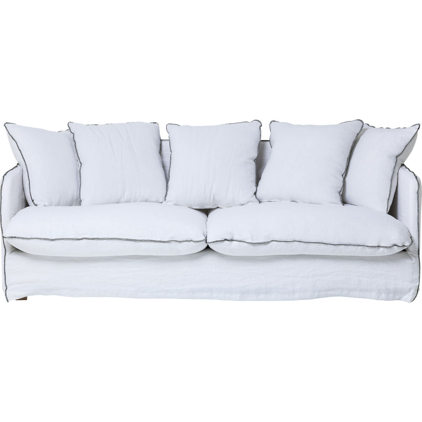 Billede af Kare Design Santorini 3 pers. Sofa