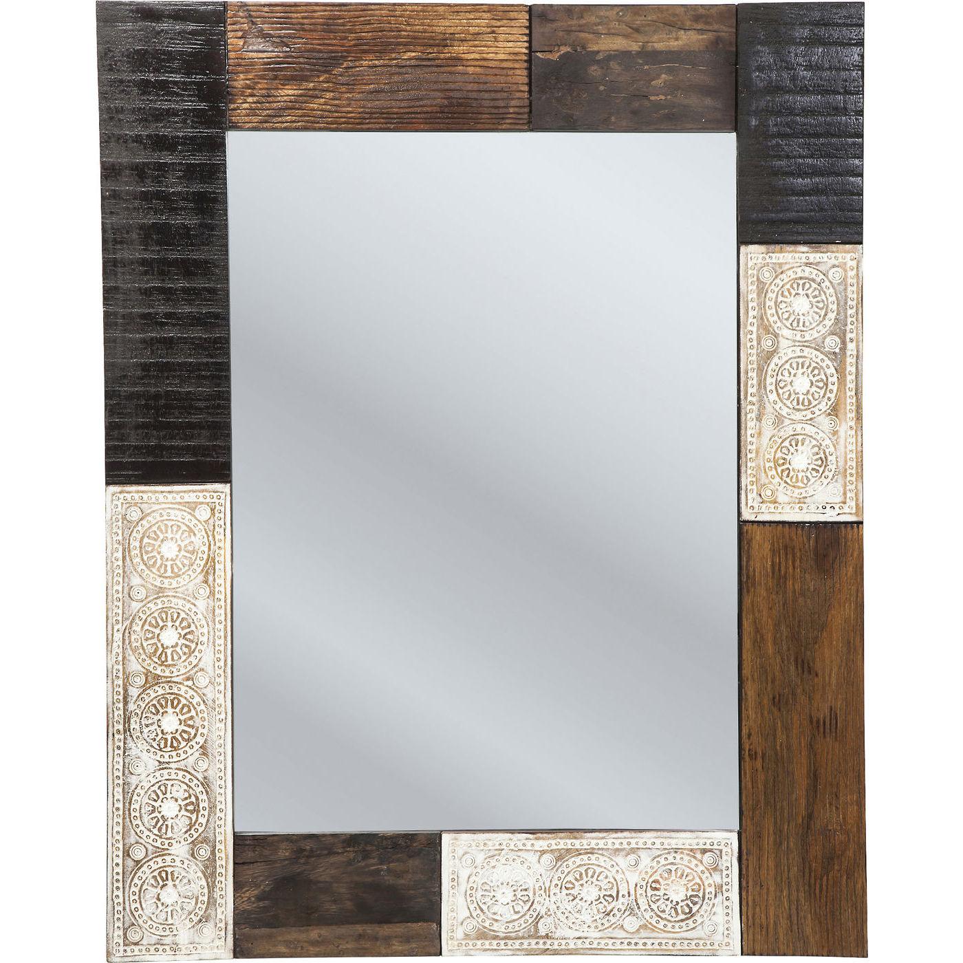 Billede af Kare Design Spejl, Finca 100x80cm