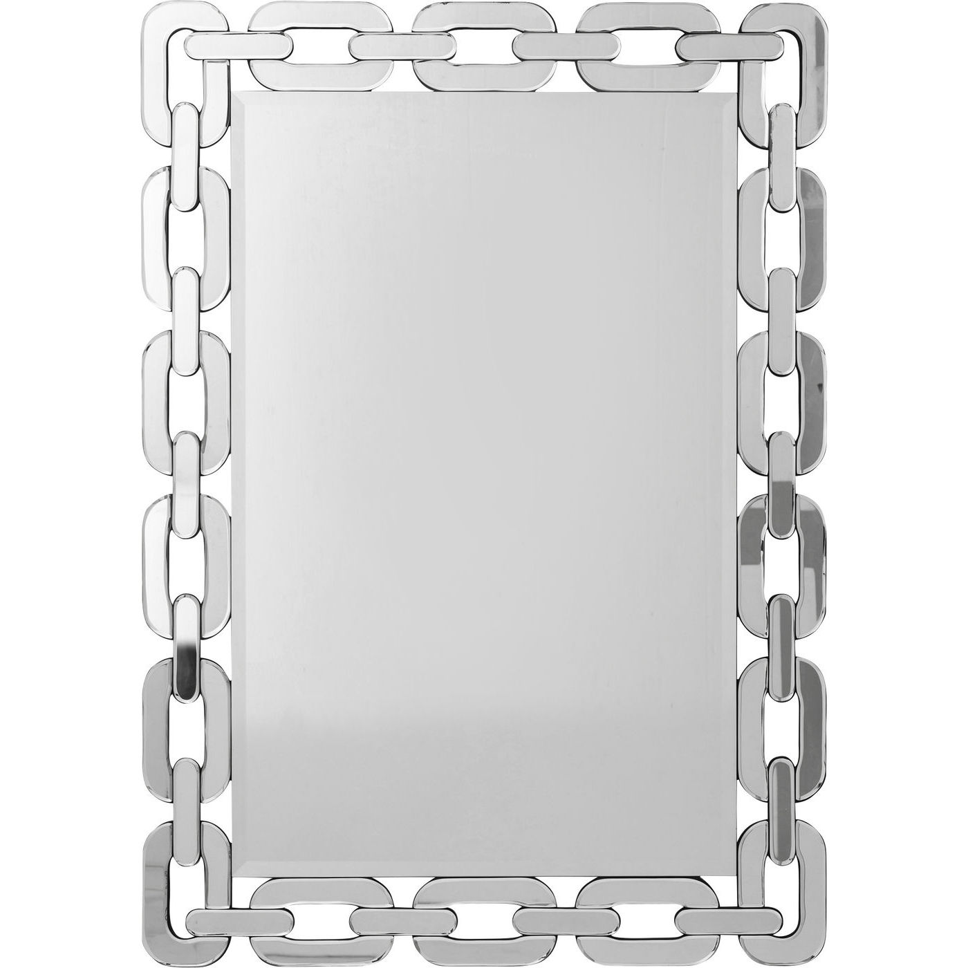 Billede af Kare Design Spejl, Chain 109x78cm