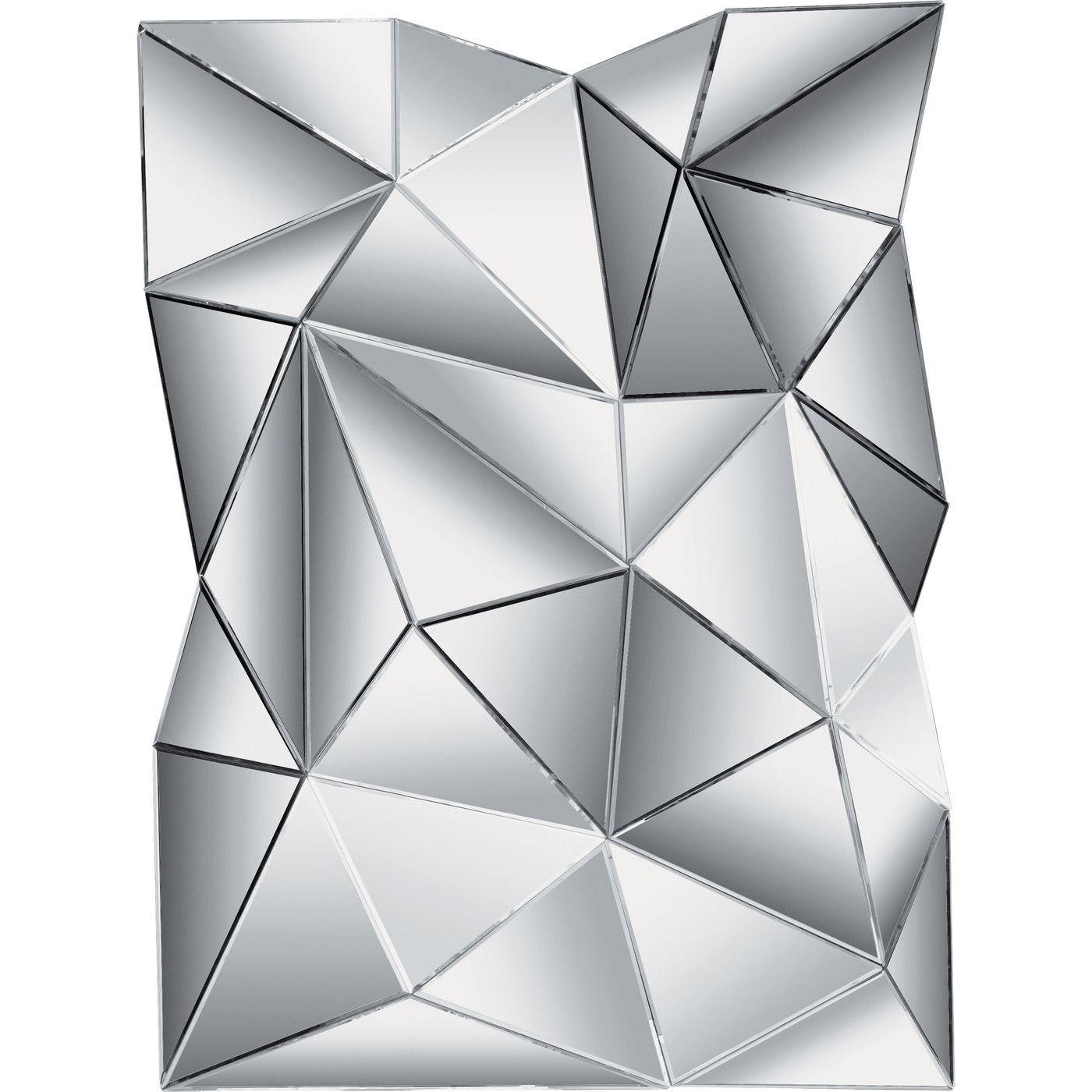 Billede af Kare Design Spejl, Prisma 120x80cm