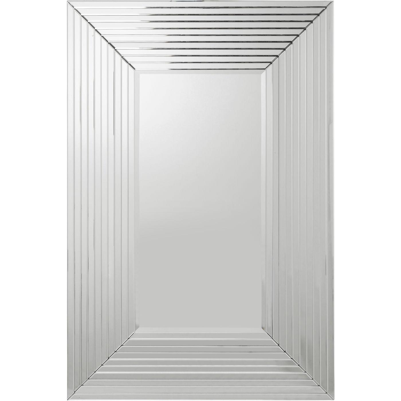 Billede af Kare Design Spejl, Linea Rectangular 150x100cm