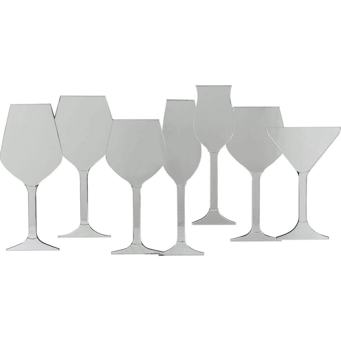 Billede af Kare Design Spejl, Winery 180x92cm