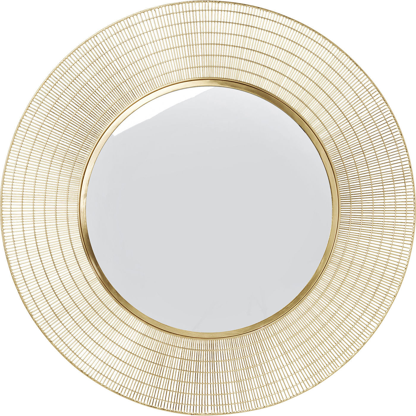 Image of   KARE DESIGN Spejl, Nimbus Brass
