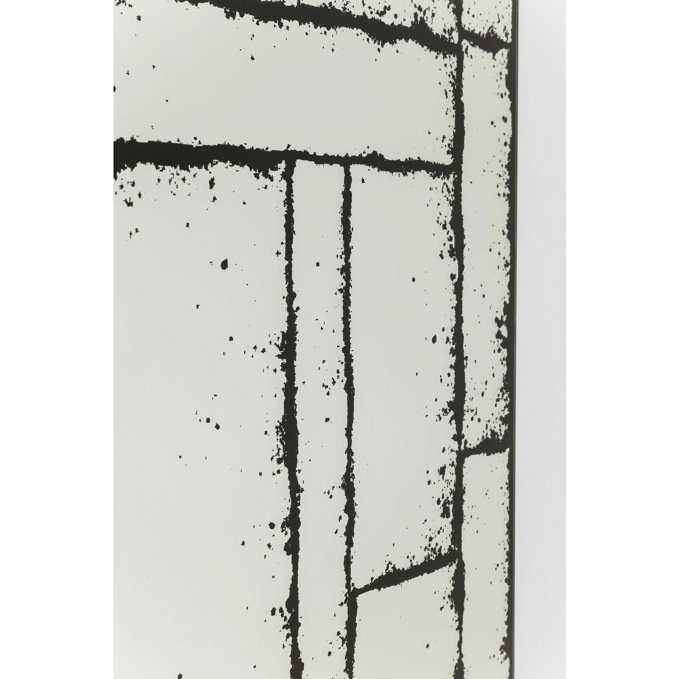 Image of   KARE DESIGN Spejl, Maze Square 120x70cm