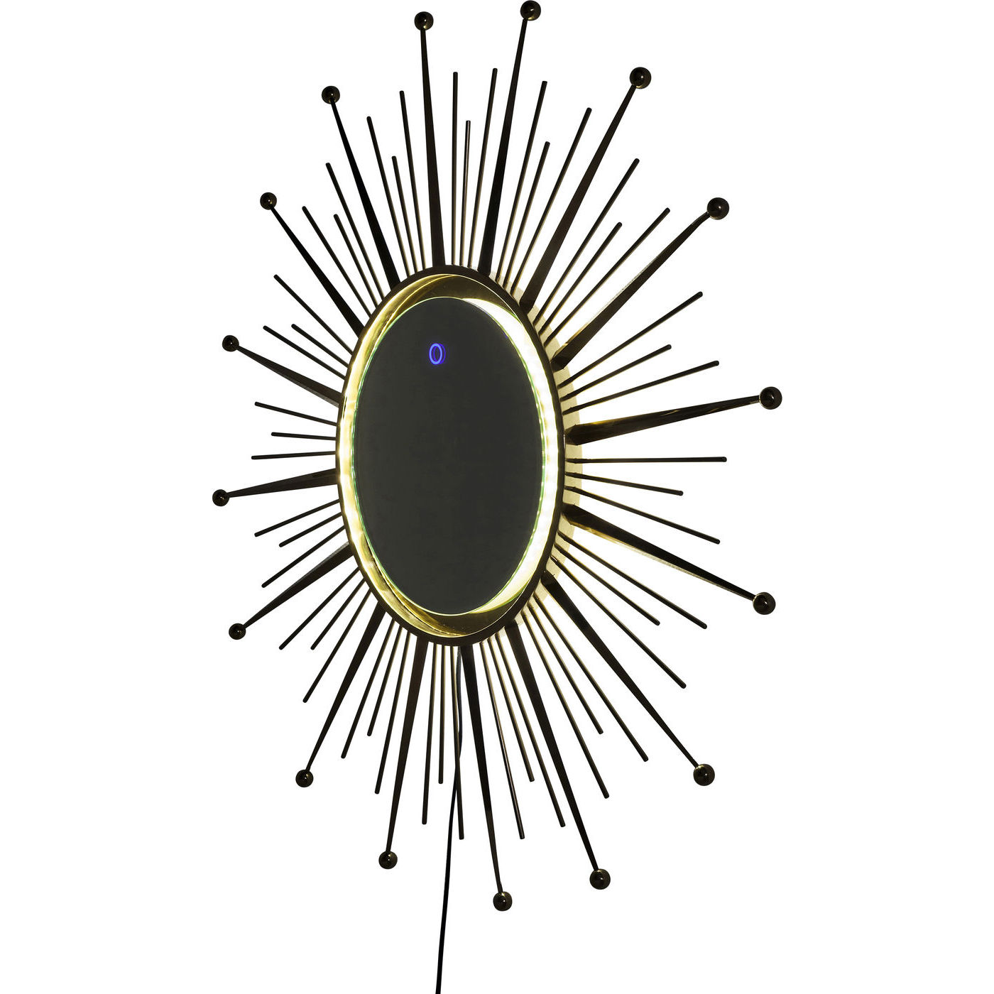 Image of   KARE DESIGN Spejl, Sunburst LED
