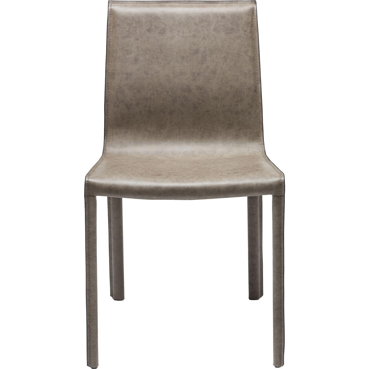 Image of   Kare Design Spisebordsstol, Fino Grey-Green