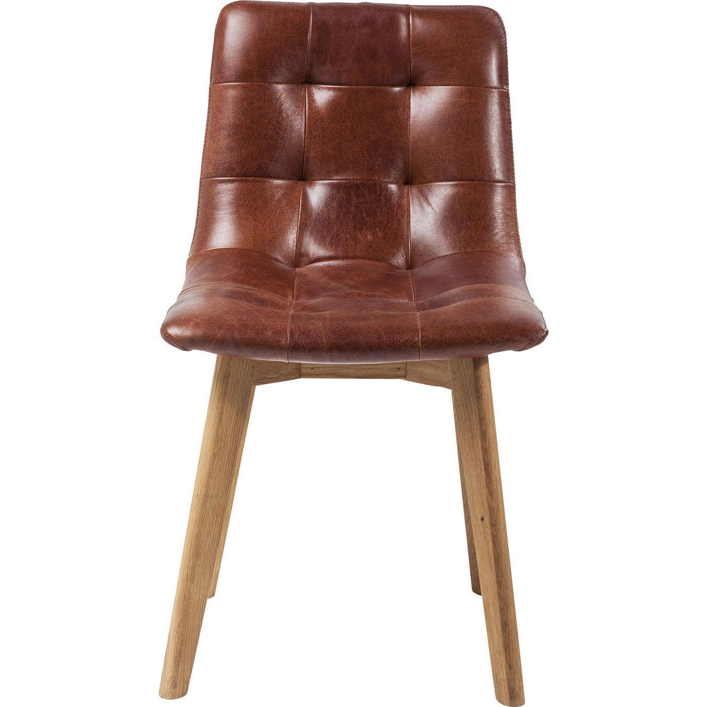 Image of   Kare Design Spisebordsstol, Moritz Leather