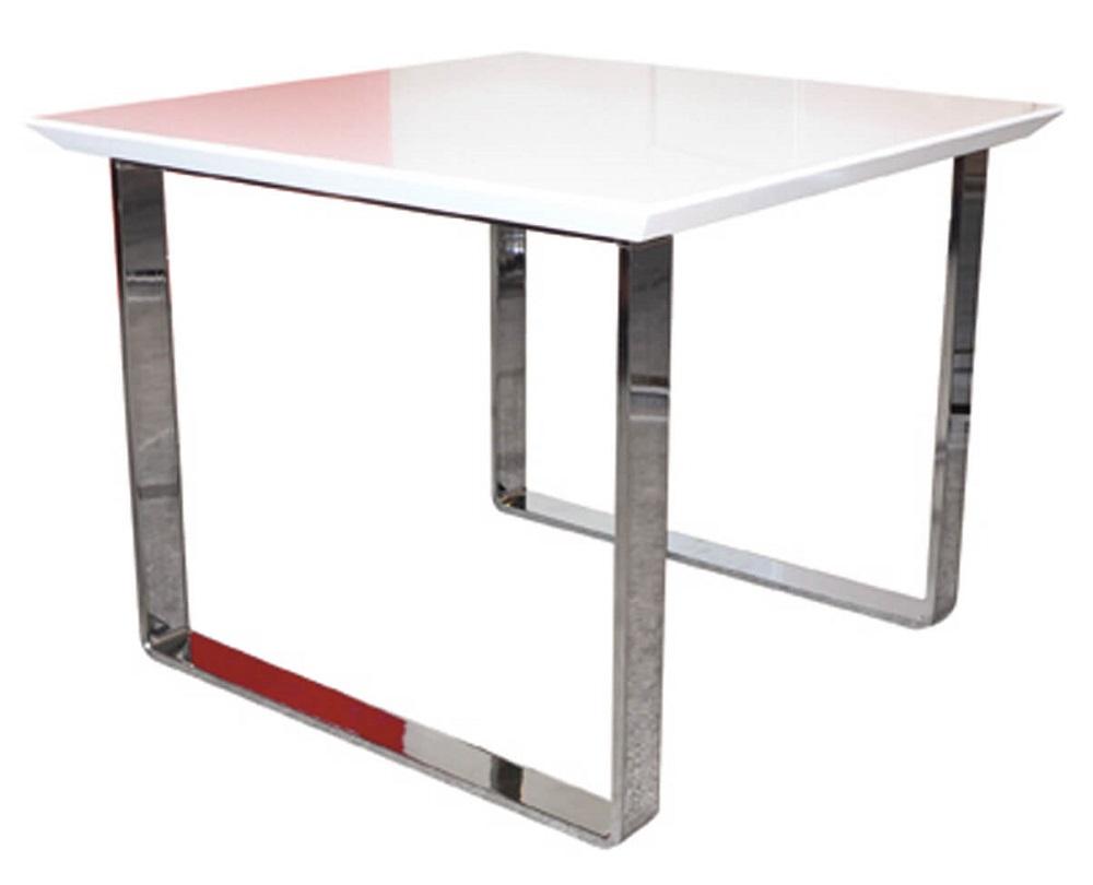 Image of   Højglans hjørnebord