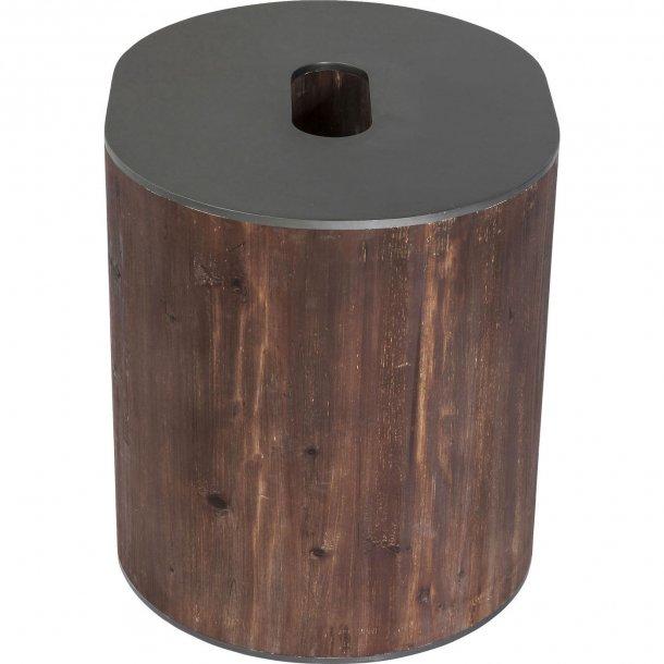 KARE DESIGN Sofabord stool letter O