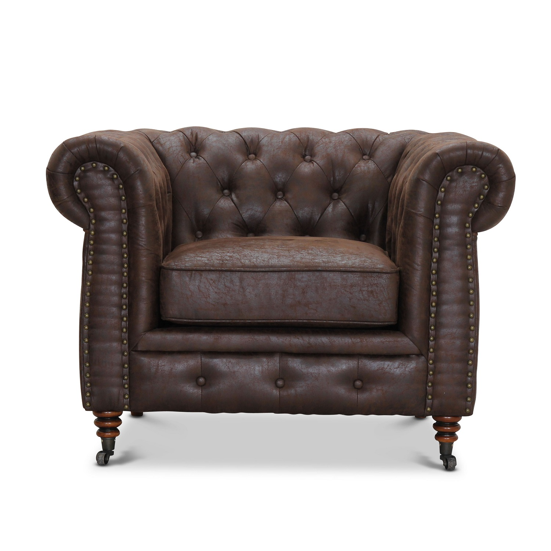 Billede af Cambridge stol - brun