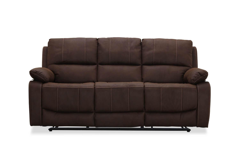 haga gruppen – Texas brun 3 pers. sofa på boboonline.dk