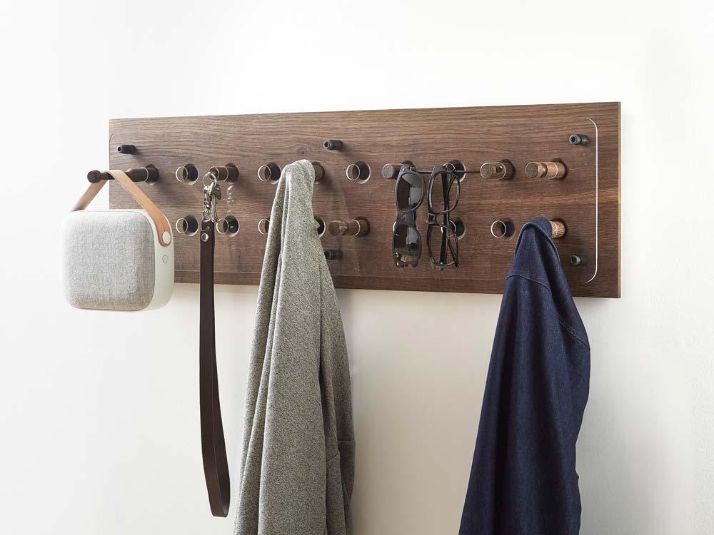 Roon & rahn moodboard 2x10 kit, røget eg fra roon & rahn fra boboonline.dk
