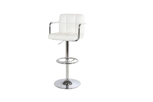Billede af Puffin barstol hvid