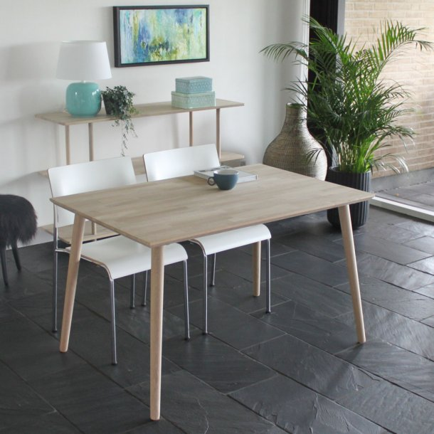 Furn Living Arendal spisebord med runde ben