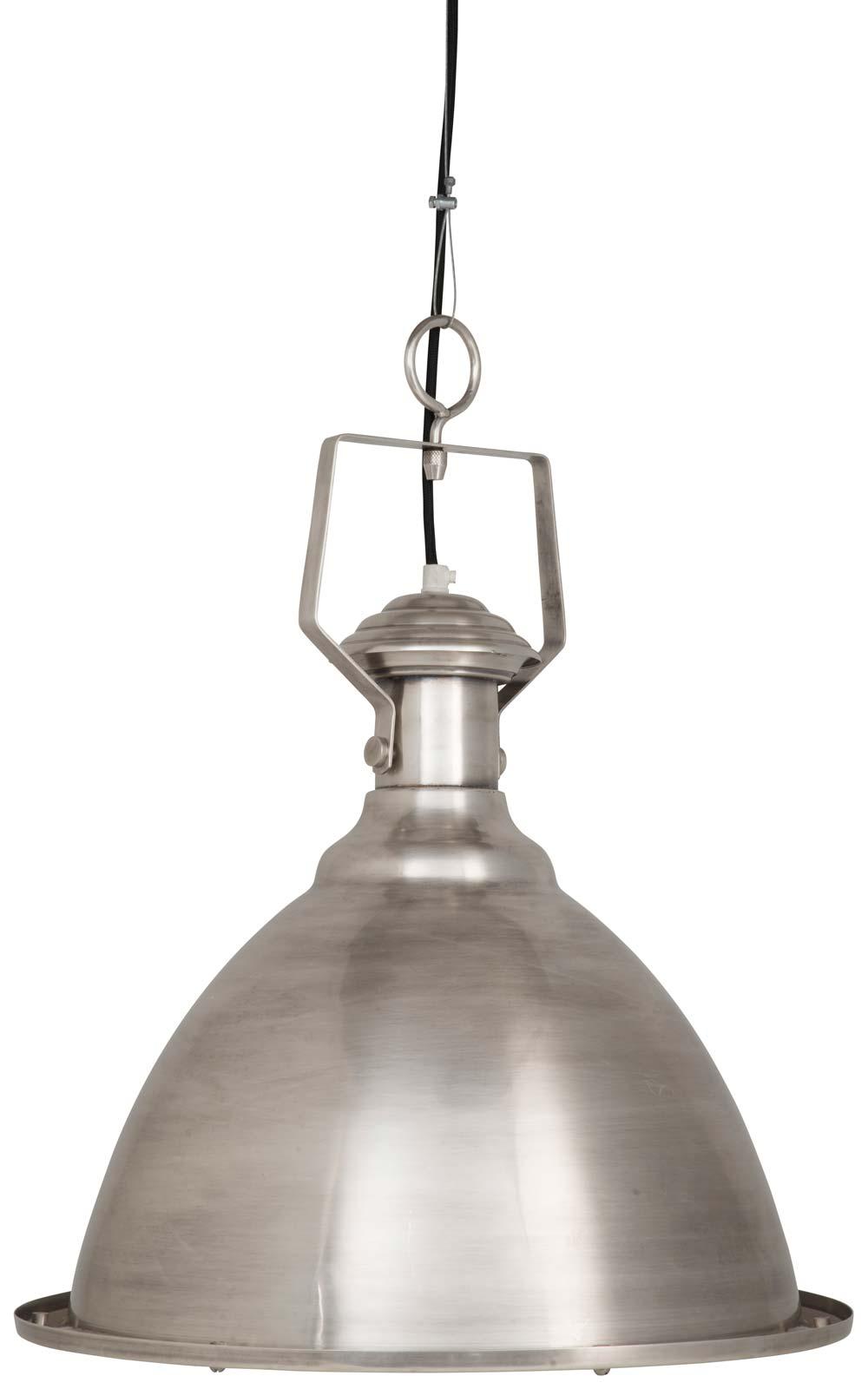 ib laursen Ib laursen hængelampe new york - sølv metal, stofledning fra boboonline.dk
