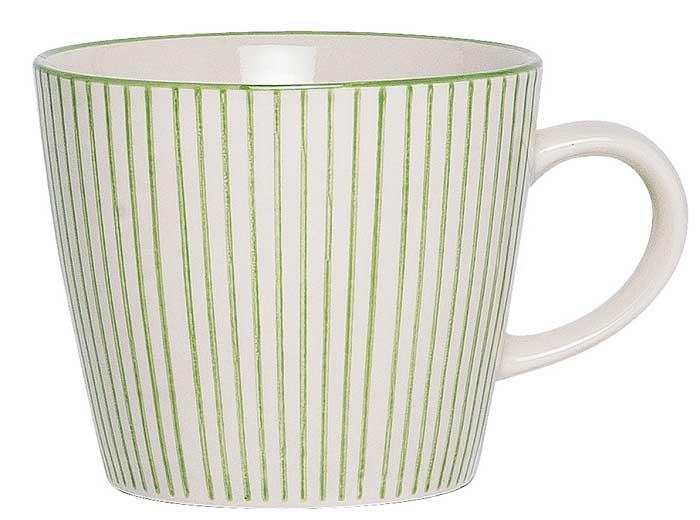 ib laursen – Ib laursen krus casablanca - grøn/hvid stentøj på boboonline.dk