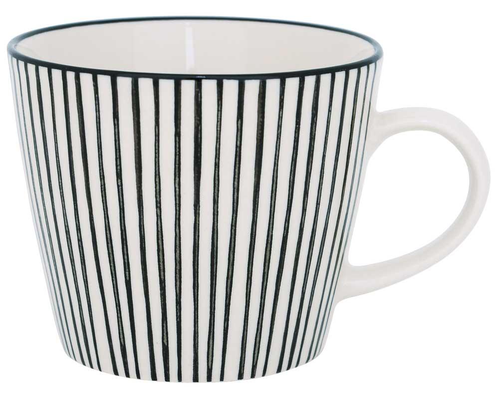 Ib laursen krus casablanca - hvid/sort stentøj fra ib laursen fra boboonline.dk