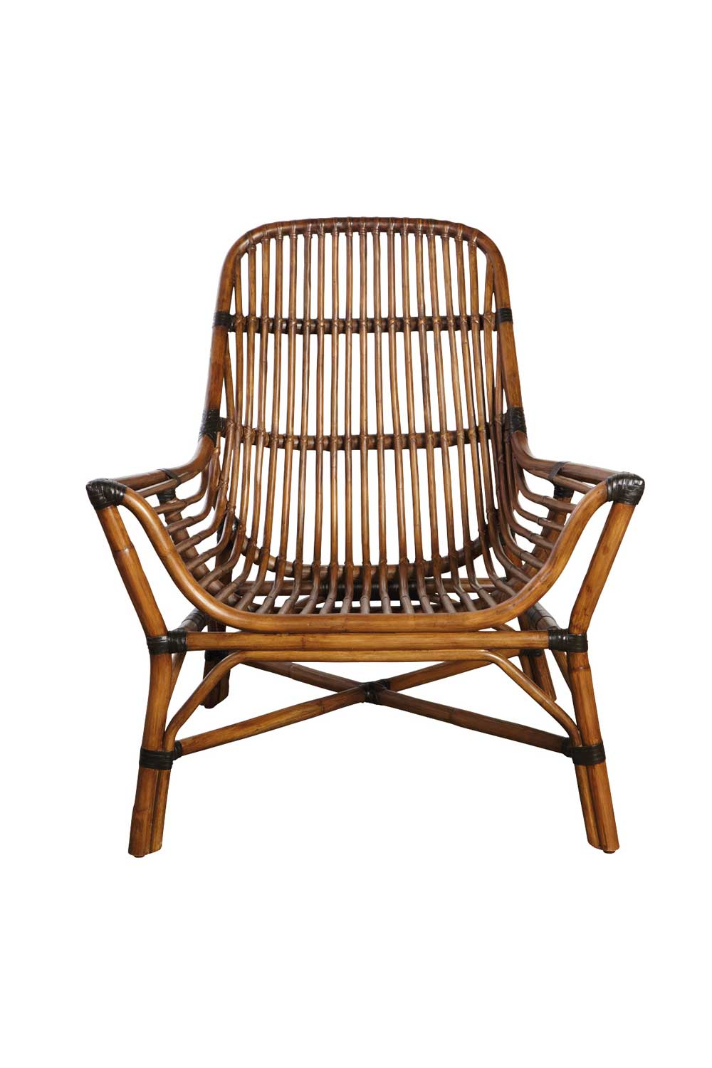 Image of   HOUSE DOCTOR Colony loungestol - naturfarvet rattan