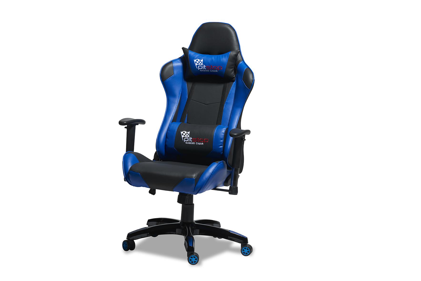 Image of   Gaming Stol Blå