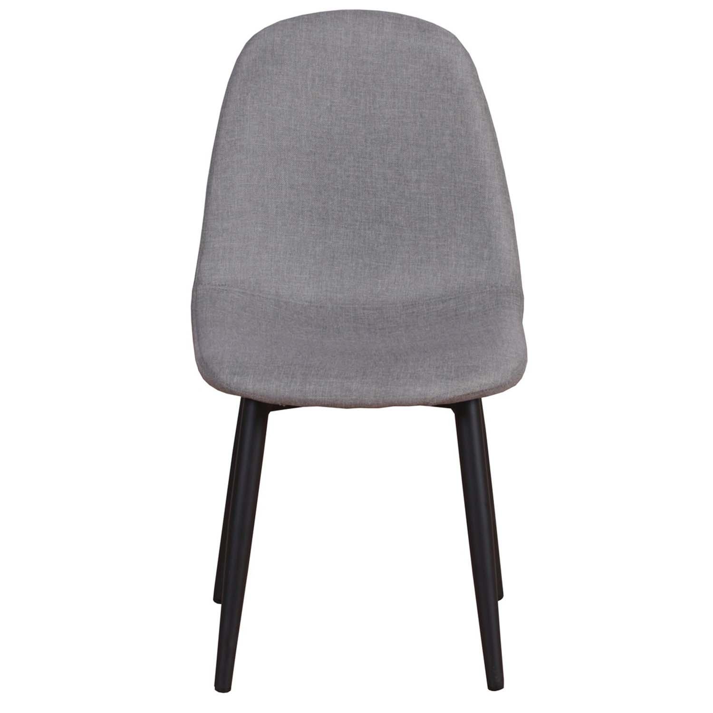 venture design – Venture design polar xxs spisebordsstol - grå stof og metal fra boboonline.dk