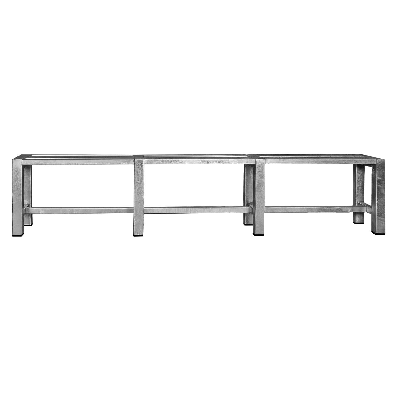 Image of   A2 LIVING bænk - galvaniserede stål (217x35)