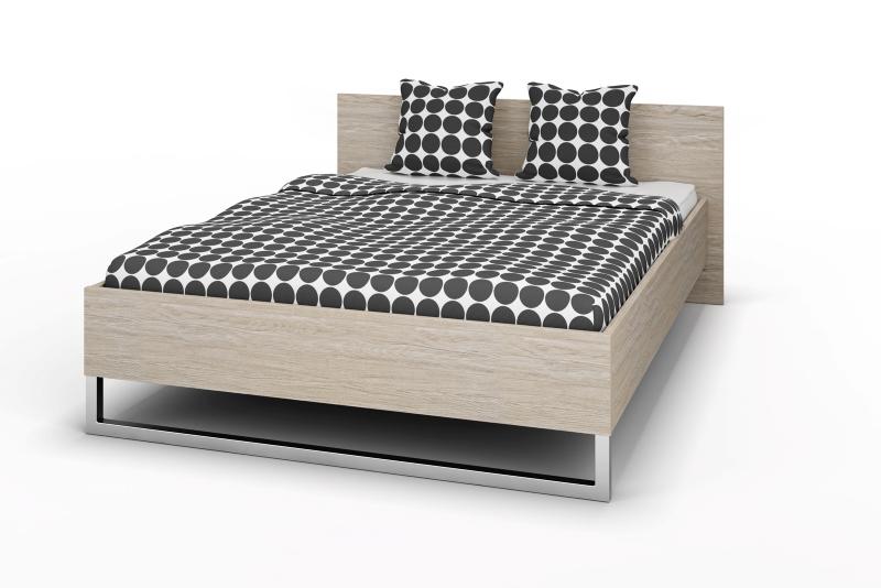3/4 seng - Style sengeramme i 140x200 cm. Køb online her
