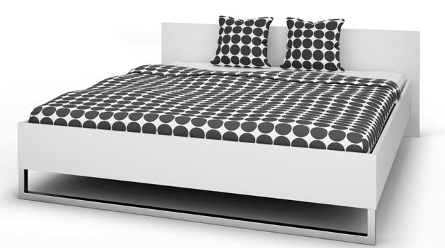 Billede af Style seng 180x200 Eg