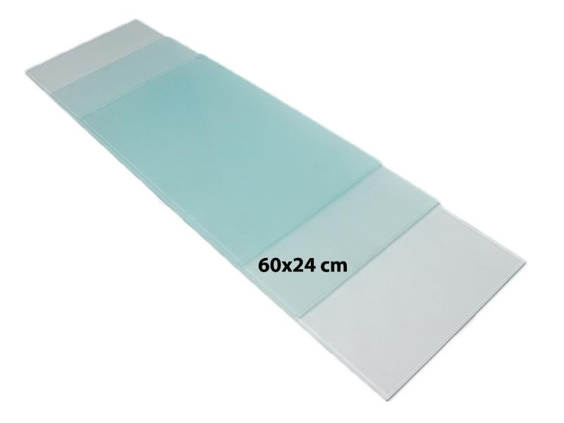 Billede af Shelf hylde, Klar Glas, 60cm