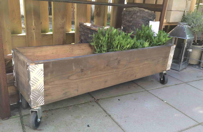 A2 Living Longbox Opbevaringskasse Genbrugstrae 1 Lag Pa Hjul Udendors Diverse Bobo Mobler Boligtilbehor Og Indretning Til Hjemmet