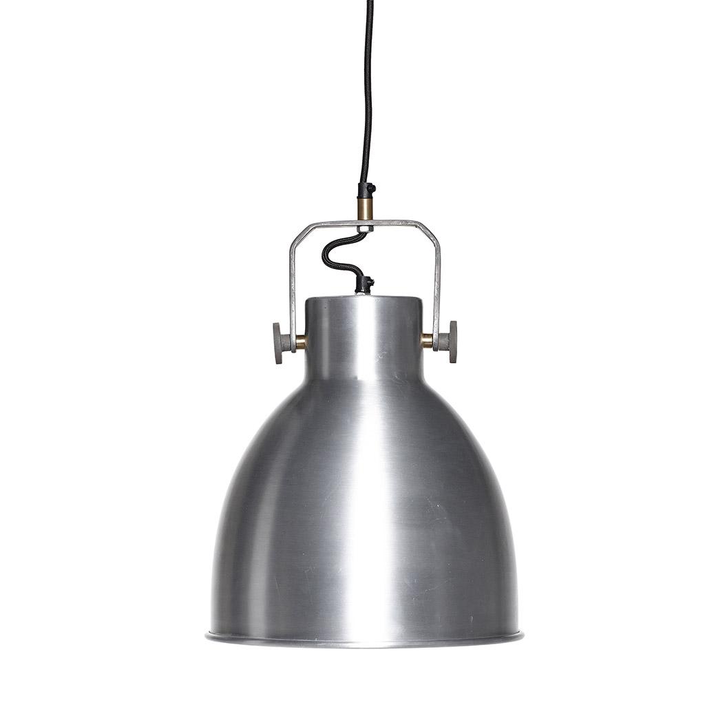hübsch H?bsch lampe, sølv på boboonline.dk