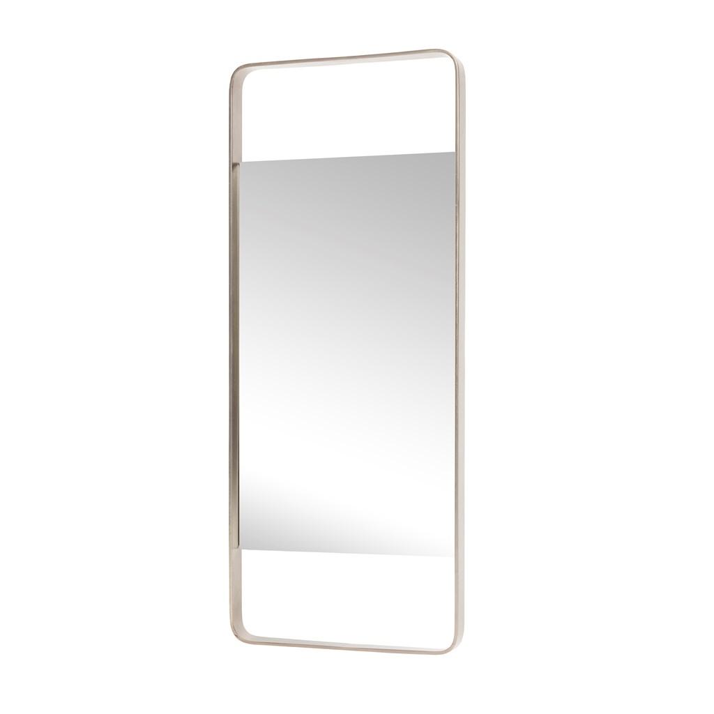 Billede af Hübsch Spejl med jernramme, firkantet