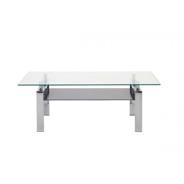 sofabord glas Calem glas sofabord i god kvalitet. Køb billig sofabord med glasplade sofabord glas